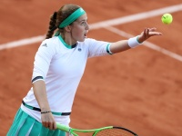 Jelena Ostapenko, French Open 2017 - © GEPA pictures